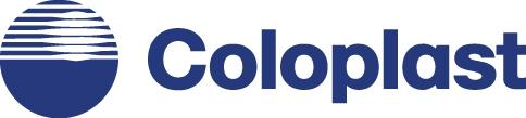 larger coloplast logo